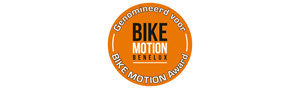 BIKE MOTION Award 2016 nominiert
